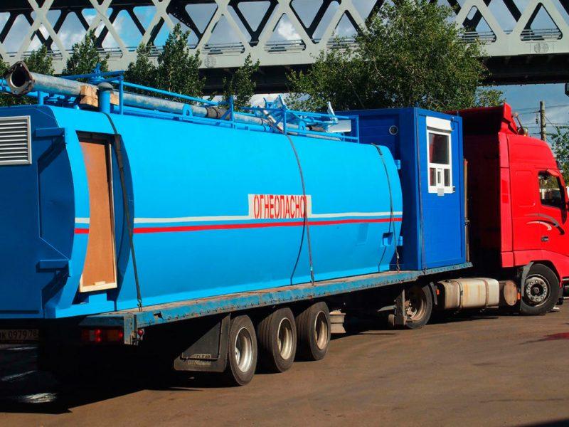 Дизельное топливо ЕВРО-С ДТ-Л-К5 1000 л.
