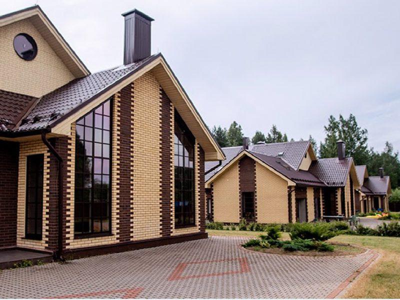 Загородная доходная резиденция в Кузьмолово